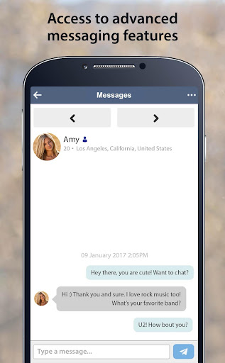 MilitaryCupid - Military Dating App 3.1.4.2376 screenshots 4