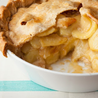 Cheddar Cheese Apple Pie