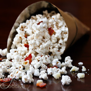 Bacon and Pecorino Popcorn