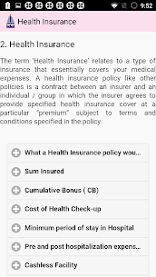 Handbook on Health InsuranceApp Download For Android 3
