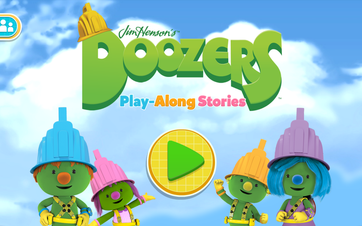 Doozers Play-Along Stories- screenshot