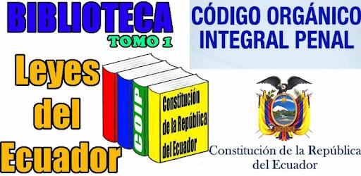 Leyes de Ecuador 1 - Apps on Google Play
