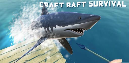 Raft craft survival game apk free download for android for Survival craft free download pc