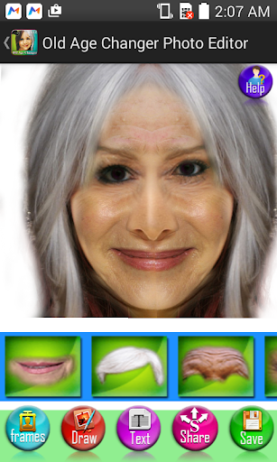 Old Age Changer Photo Editor