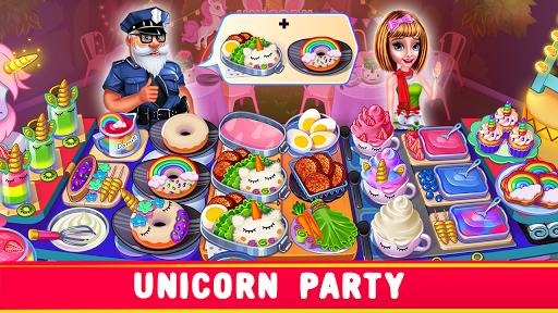 Cooking Party: Restaurant Craze Chef Cooking Games  screenshots 8
