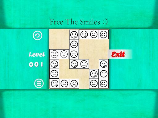笑顔を解放