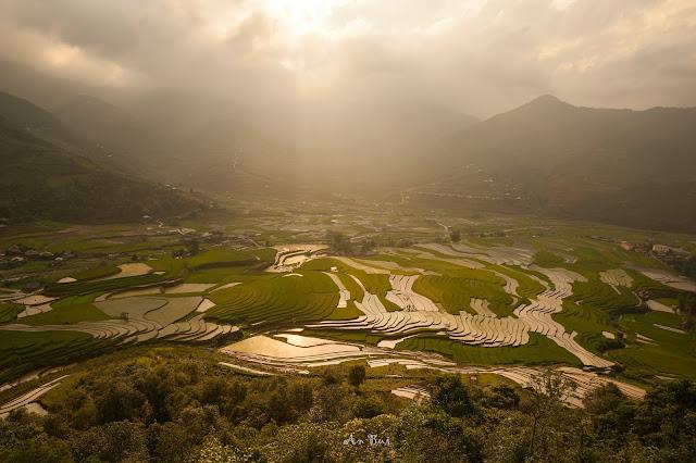 Photography tour - Rice terrace Mu Cang Chai