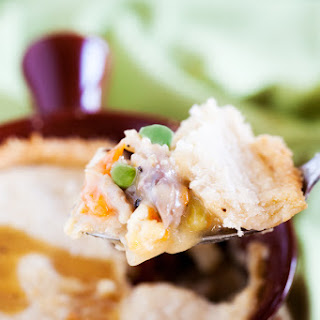 Dairy-Free Chicken Pot Pies