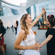 Wedding photographer Kseniya Grobova (kseniyagrape). Photo of 30.09.2017