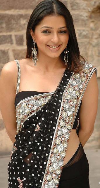 Bhumika Chawla saree, Bhumika Chawla sexy in saree