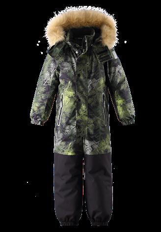 Reimatec Kipina 520249-8949 Dark Green vinterdress