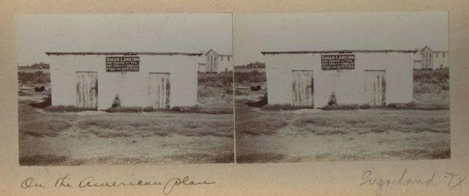 Undated Photo of The Sugar Land Inn.