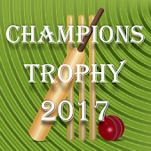 2017 Champions Trophy Schedule