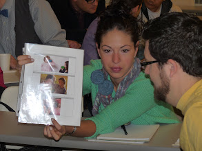Photo: Day 2 - workshop time