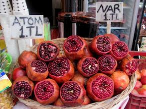 Photo: pommagranates