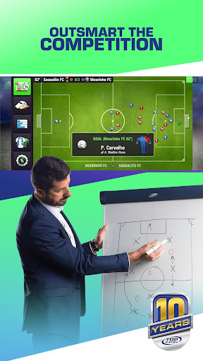 Top Eleven 2020 -  Be a soccer manager 10.0 screenshots 5