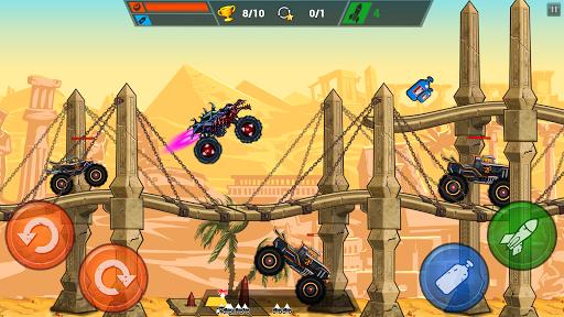 Mad Truck Challenge - Shooting Fun Race apkdebit screenshots 8