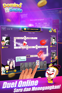 Domino Gaple Online For Pc Windows 7 8 10 And Mac Apk 1 4 5 Free Card Games For Android