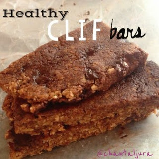 Make Your Own Healthy CLIF Bars