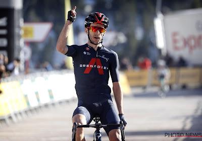 """Adam Yates pakt eindezege in Ronde van Catalonië: """"Het was nog een zware dag"""""""