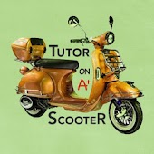 Tutor on A+ Scooter