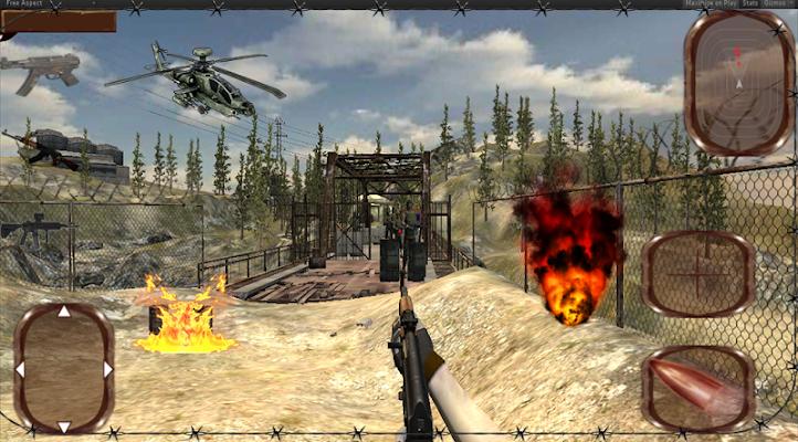 Elite Shooter Unfinished Game - screenshot