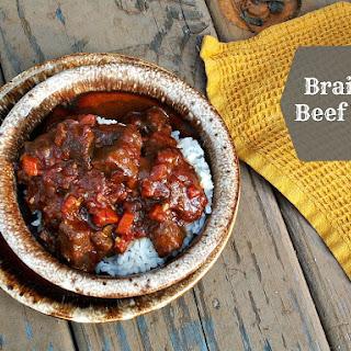 Braised Beef Tips