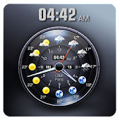 Live Weather Widget& Free Radar