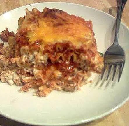 Lasagna (and The Secret!)