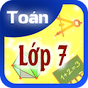 Toán lớp 7 (Toan lop 7) icon