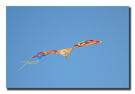 Stammi vicino, t'insegno a volare (l'aquilone blu) di Max66