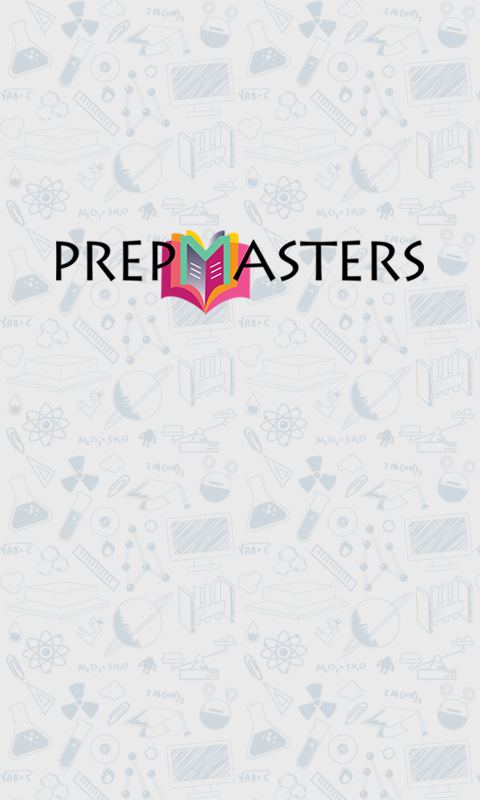 PrepMasters- screenshot