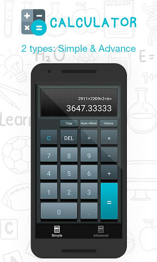 Scientific Calculator FX
