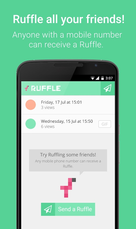 Ruffle- screenshot