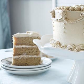 Vanilla Bean Latte Cake