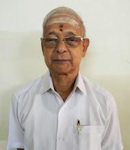Photo: Dr.P V.Raghava Varier