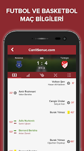 CanliSonuc - Live Scores - náhled