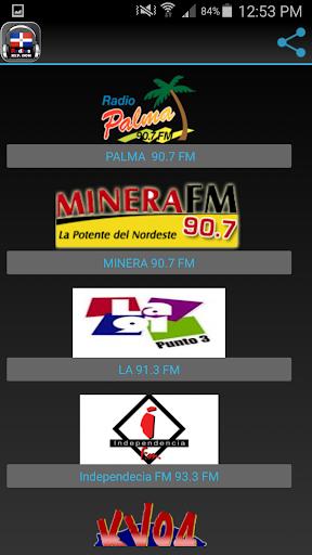 Radios FM Rep. Dominicana New