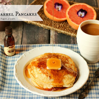 Copycat Cracker Barrel Pancakes.