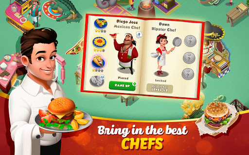 Tasty Town - Cooking & Restaurant Game ud83cudf54ud83cudf5f screenshots 13
