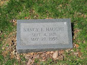 Photo: Haught, Nancy E.