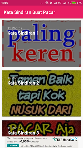 Download Kata Sindiran Buat Pacar Apk Latest Version App By