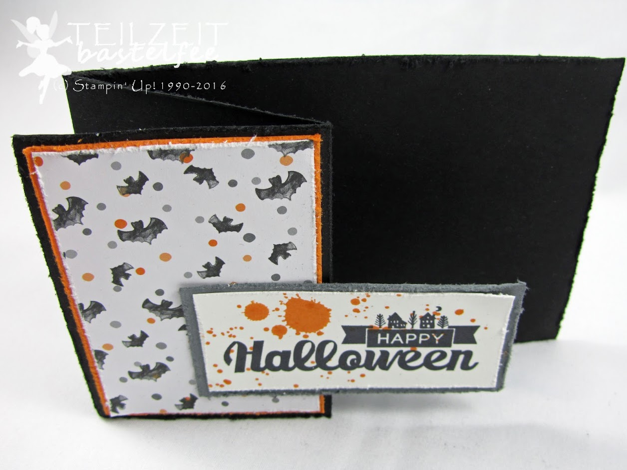 Stampin' Up! – In{k}spire_me #269, Halloween, Fall, Autumn, Z-Card, Halloween Street, Gorgeous Grunge