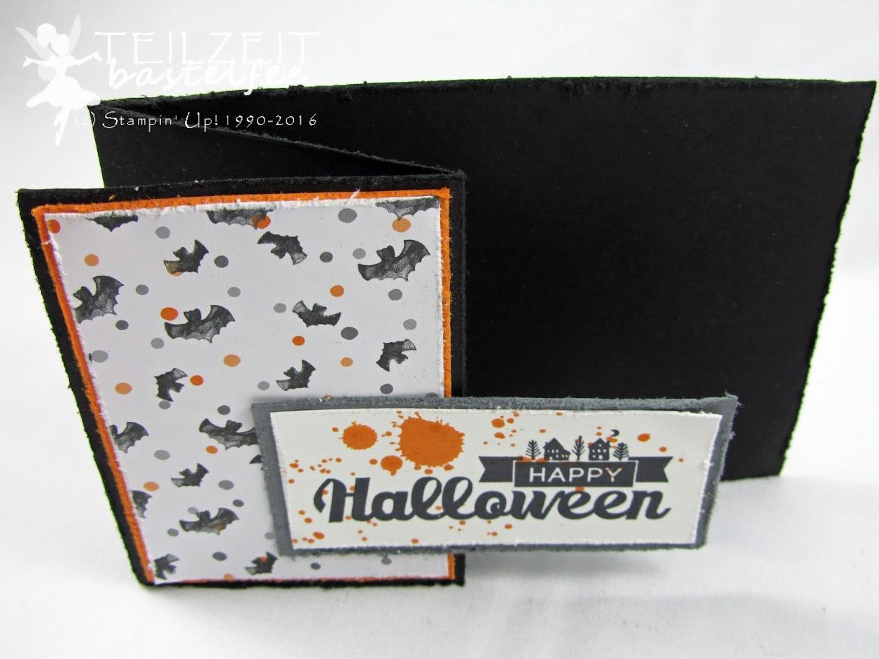 Stampin' Up! – In{k}spire_me #269, Halloween, Fall, Autumn, Z-Card, Halloween Street, Gorgeous Grunge