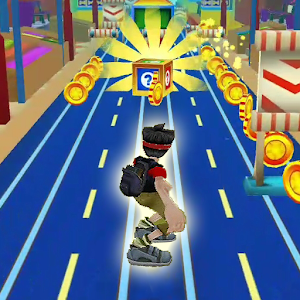 New Subway Surf 3D
