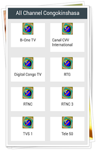 All Channel Congokinshasa - náhled