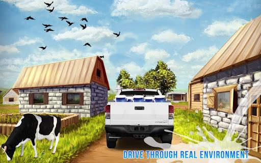 Milk Van Delivery Simulator 2018 ss3