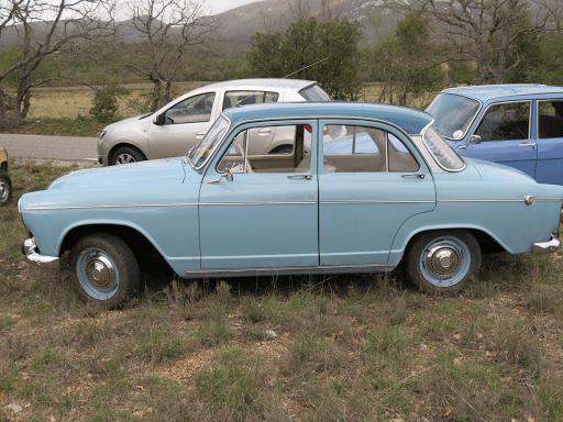 Simca P60