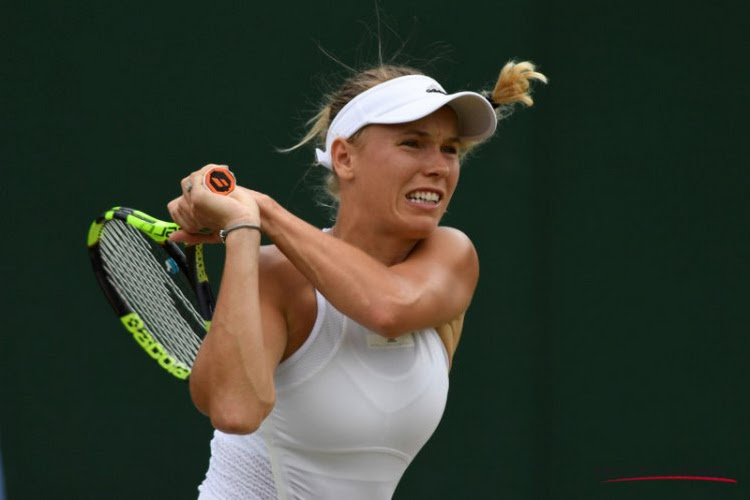 Wozniacki laat zich verrassen door Tsjechische, ook Peng aan het eindfeest