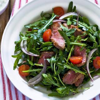 Lamb Tandoori Salad